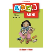 Ik leer tellen Loco Mini