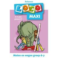 Meten en wegen groep 6-7 Loco Maxi