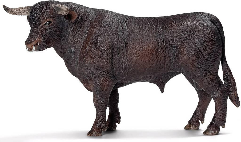 13722 Schleich Zwarte Stier