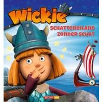 Wickie Boek - Schatteneiland zonder schat