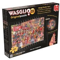 Puzzel Wasgij Original 22: Studio 1500 stukjes