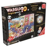 Puzzel Wasgij Original 21: Voetbalkoorts 1000 stukjes