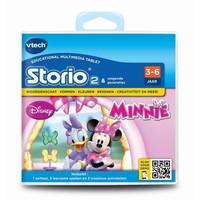 Storio boek Minnie Vtech 3-6 jr