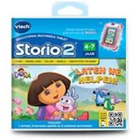 Storio boek Dora Vtech 4-7 jr
