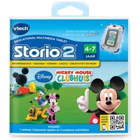 Storio boek Mickey Mouse Vtech 4-7 jr