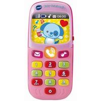 Baby telefoontje roze Vtech: 0+ mnd