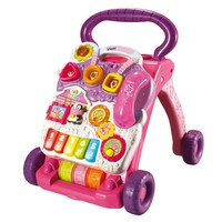 Baby walker roze Vtech 6+ mnd