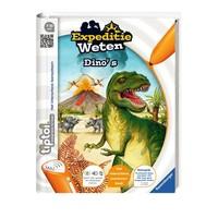 Boek Tiptoi Expeditie weten - Dino