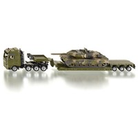 Zwaar transport met tank SIKU
