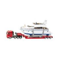Heavy Haulage Transporter + Yacht SIKU