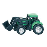 Tractor Deutz with Front Loader SIKU