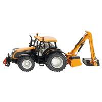 Tractor met Bermmaaier Siku