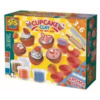 Superdough cupcakes SES