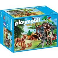 Playmobil 5561 Lynxen met cameraman