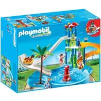 Playmobil 6669 Waterpretpark met glijbanen