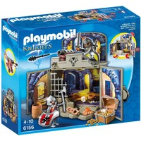 Playmobil 6156 Speelbox Ridder schatkamer