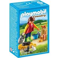 Playmobil 6139 Bonte kattenfamilie