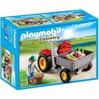 Playmobil 6131 Tractor met laadbak