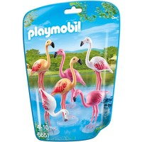 Playmobil 6651 Groep flamingo's