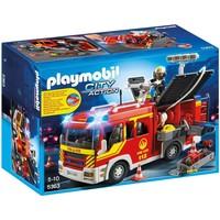 Playmobil 5363 Brandweer pompwagen met licht en sirene