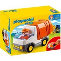 1.2.3 Vuilniswagen Playmobil