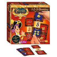 Piet Piraat Spel Domino