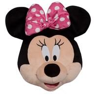 Disney Minnie Mouse Kussen gezicht 36 cm