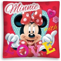 Kussen Minnie Mouse: 40x40 cm