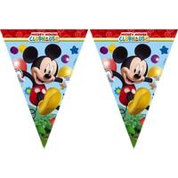 Vlaggenlijn Mickey Mouse: 3 meter