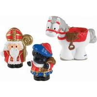 Sint en Piet en paard Little people