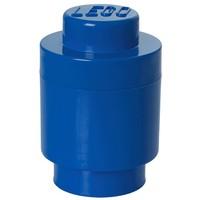 Opbergbox LEGO round 1 blauw