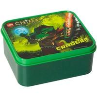 Lunchbox LEGO Chima groen
