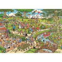 Puzzel JvH The Park 1000 stukjes
