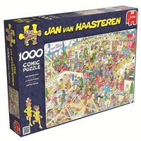 Puzzel JvH: Winterfair 1000 stukjes