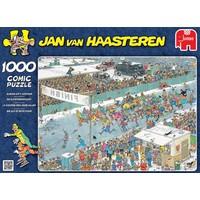 Puzzel JvH: Elfstedentocht 1000 stukjes