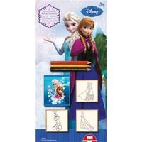 Stempelset Frozen: 7-delig