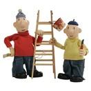 Buurman en Buurman Mok Buurman en Buurman: ladder