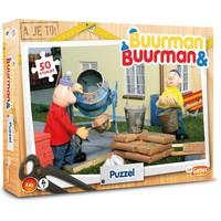 Puzzel Buurman en Buurman: 50 stukjes