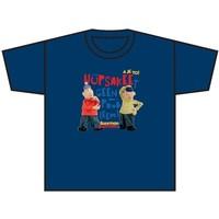 T-shirt Buurman en Buurman deep navy