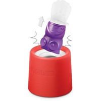 ZOKU Icelolly Pop Maker Rood Uil