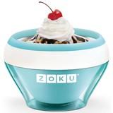 ZOKU Ice Cream Maker Turquoise
