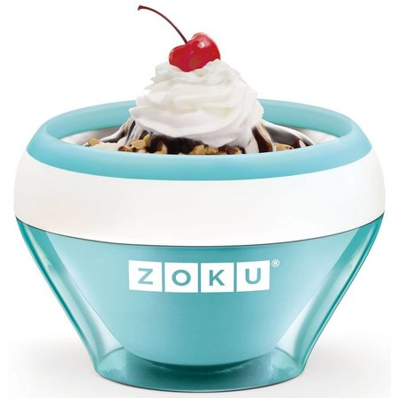 Zoku ZOKU Ice Cream Maker Turquoise
