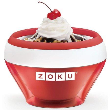 Zoku ZOKU Ice Cream Maker Rood