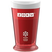 ZOKU Slush / Shake Maker Rood