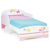 Worlds Apart Kinderbed Patchwork meisjes