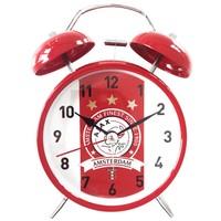 Wekker ajax bellen rood/wit finest