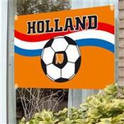 Vlag holland 100x150 cm