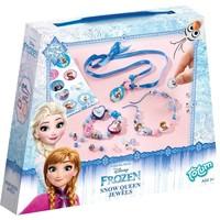 Juwelen maken Frozen ToTum sneeuwkoningin