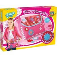 Flower Power Bag ToTum: tas decoreren