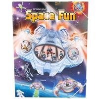 Create your Space Fun Top Model